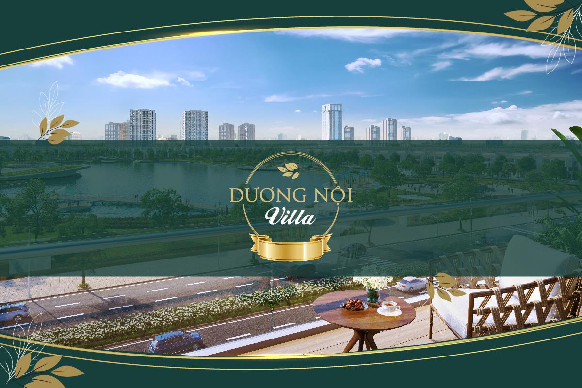 Biệt Thự An Vượng Villa - KĐT Dương Nội